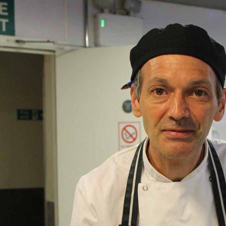 Dan Hockey - Head Chef